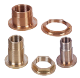 Brass Tank Connectors